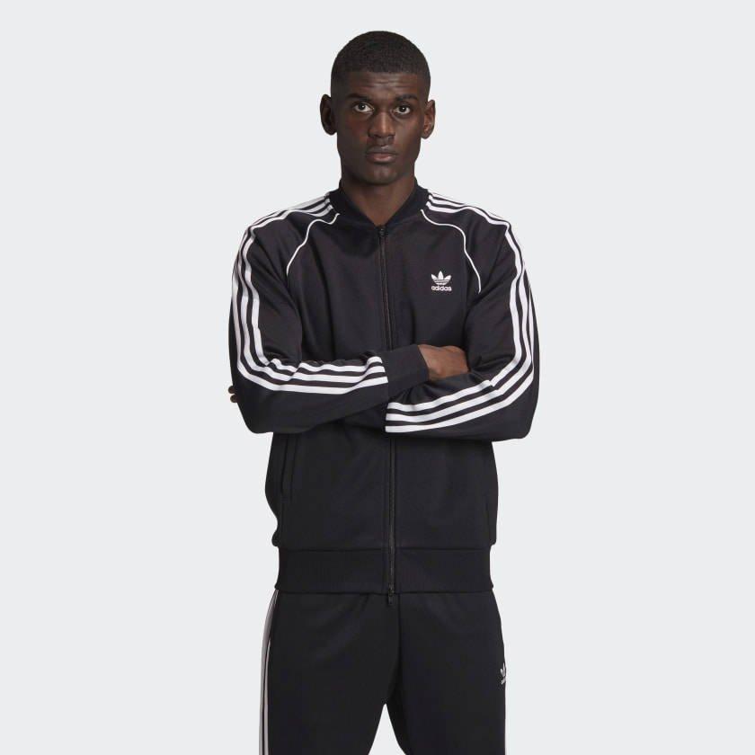 Znajde w polskich sklepach bluze adidasa bez L