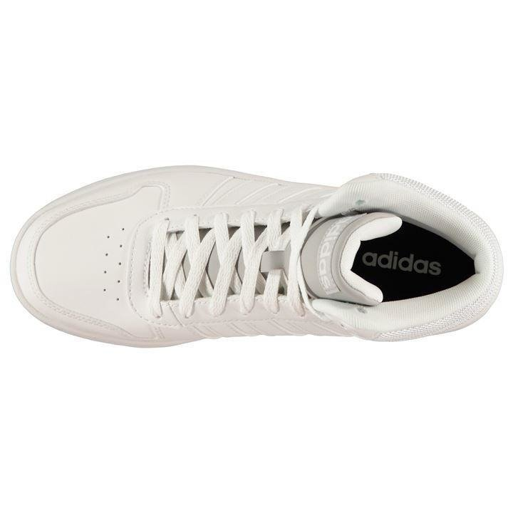Buty adidas Hoops 2.0 Mid Białe