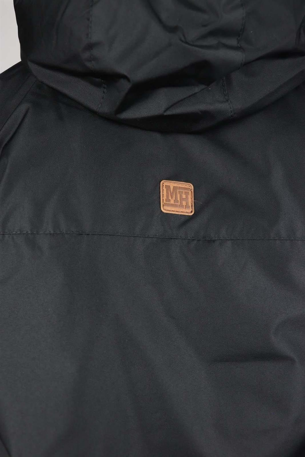 Kurtka Metoda Leather Logo